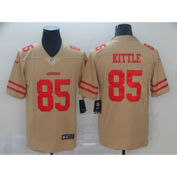 online store 1aaac e0339 San Francisco 49ers George Kittle Jersey